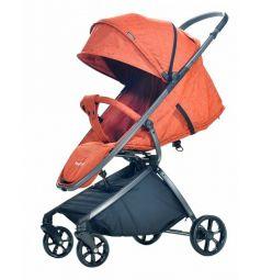 Прогулочная коляска Everflo Easy guard E-338, цвет: mango