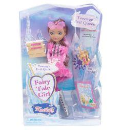 Кукла Kaibibi розовое платье