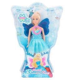 Кукла Kaibibi в голубом 28 см