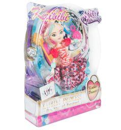 Кукла Kaibibi в розовой юбке