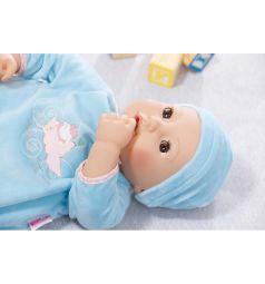Кукла Zapf Creation Беби Анабель Мальчик 43 см
