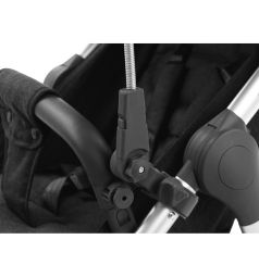 Зонт FD-Design на коляску, цвет: graphite grey