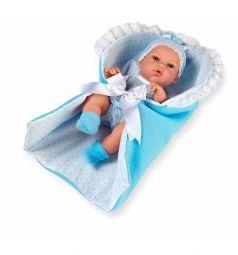 Кукла Arias Elegance в голубом конверте 33 см