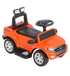 Электромобиль Weikesi Ford Ranger DK-P01B, цвет: оранжевый