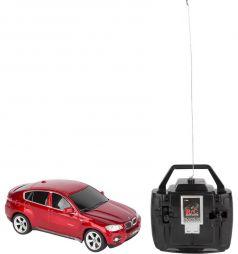 Машина на радиоуправлении GK Racer Series BMW X6 красный 1 : 28