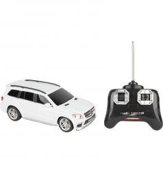 Машина на радиоуправлении GK Racer Series Mercedes-Benz GL 550 белый 1 : 24
