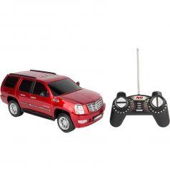 Машина на радиоуправлении GK Racer Series Cadillac Escalade красная 1 : 16