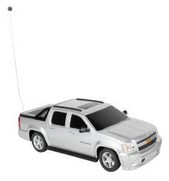 Машина на радиоуправлении GK Racer Series CHEVROLET AVALANCHE серебристый 1 : 16