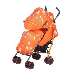 Коляска-трость BabyHit Wonder, цвет: оранжевый