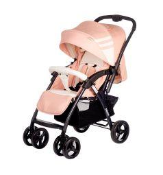 Прогулочная коляска BabyHit Cruise, цвет: персиковый