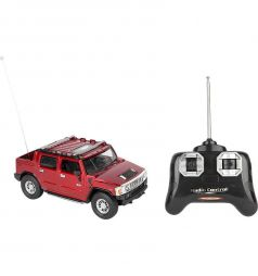 Машина на радиоуправлении GK Racer Series HUMMER H2 SUT красный 1 : 24