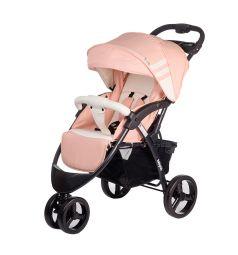 Прогулочная коляска BabyHit Voyage, цвет: персиковый