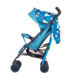 Коляска-трость BabyHit Wonder, цвет: темно-синий