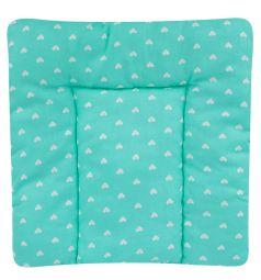 Подушка Удаева 40 х 40 см, цвет: зеленый