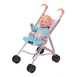 Коляска-трость для кукол Baby Born Прогулочная