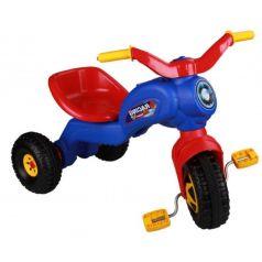 Трехколесный велосипед Альтернатива Чемпион, цвет: синий