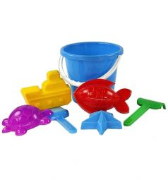 Игровой набор для песка Альтернатива Морской №2