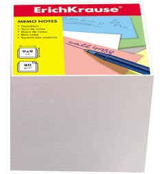 Бумага настольная Erich Krause 90*90*90 мм