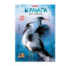 Альбом для рисования А4 20 листов Erich Krause Птицы жарких стран