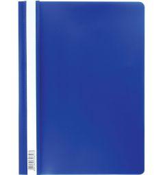 Папка-скоросшиватель А4 вертикальная пластик Erich Krause Semi-Clear Economy
