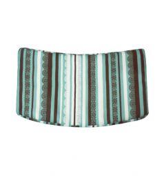 Подушка Конёк-Горбунёк на стул, цвет:полосатик