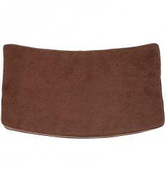 Подушка Конёк-Горбунёк на стул, цвет:шоколад