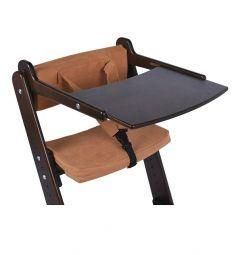 Комплект Конёк-Горбунёк столик на стул и ограничитель, цвет: тик/солнышко