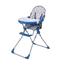 Стульчик для кормления Selby 251, цвет: синий