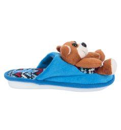 Тапочки-игрушки Forio, цвет: голубой