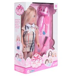 Кукла Wei Tai Toys с аксессуарами 42 см