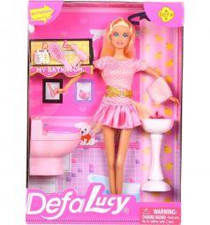 Кукла Defa с аксессуаром