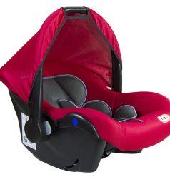 Автокресло Tizo Start basic, цвет: красный