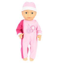 Пупс Bayer в розовой одежде