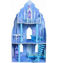 Игровой набор Edufun Дом для кукол 110 см