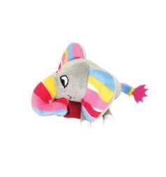 Мягкая игрушка-погремушка Happy Snail Слонёнок Джамбо