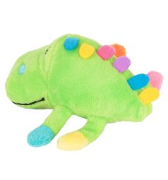 Мягкая игрушка-погремушка Happy Snail Крокодил Кроко