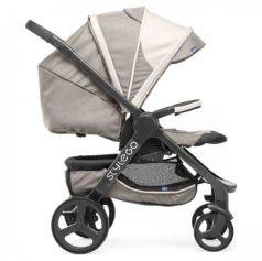 Прогулочная коляска Chicco Stylego, цвет: truffles)