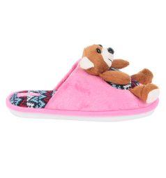 Тапочки-игрушки Forio, цвет: розовый