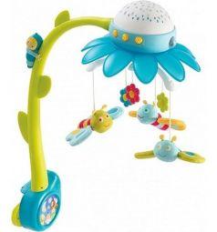 Мобиль Smoby Цветок синий