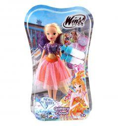Кукла Игрушки Winx Мерцающее облако Стелла 28 см