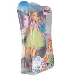 Кукла Игрушки Winx Мерцающее облако Флора 28 см