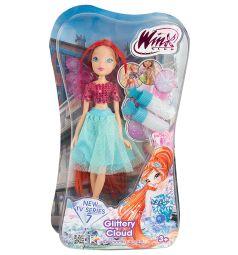 Кукла Игрушки Winx Мерцающее облако Блум 28 см