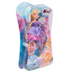 Кукла Игрушки Winx Волшебное платье Стелла 27 см