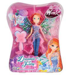 Кукла Игрушки Winx WOW Дримикс Блум 30 см