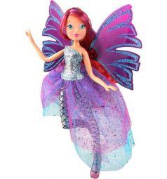 Кукла Игрушки Winx Чудесная Сиреникс Блум 28 см