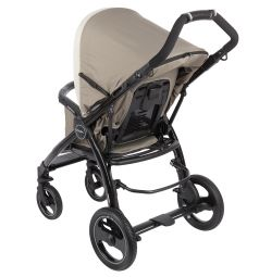 Прогулочная коляска Peg-Perego Book Completo, цвет: хаки