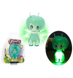 Светящаяся кукла Glimmies Nova 6 см