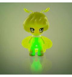 Светящаяся кукла Glimmies Lumix 6 см