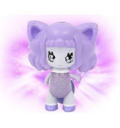 Светящаяся кукла Glimmies Foxanne 6 см