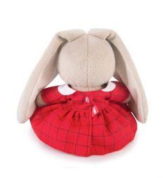 Мягкая игрушка Budi Basa Зайка Ми в красном платье 15 см